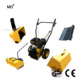 Mini Tractor sweeper/ snow cleaning machine /street sweeper brush