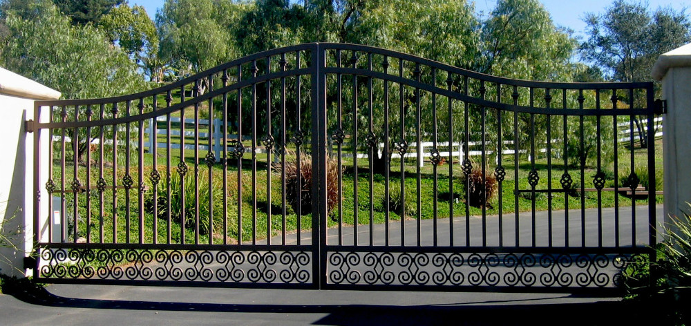 Different Design Of Gate Colors/house Steel Gate Design/square ...