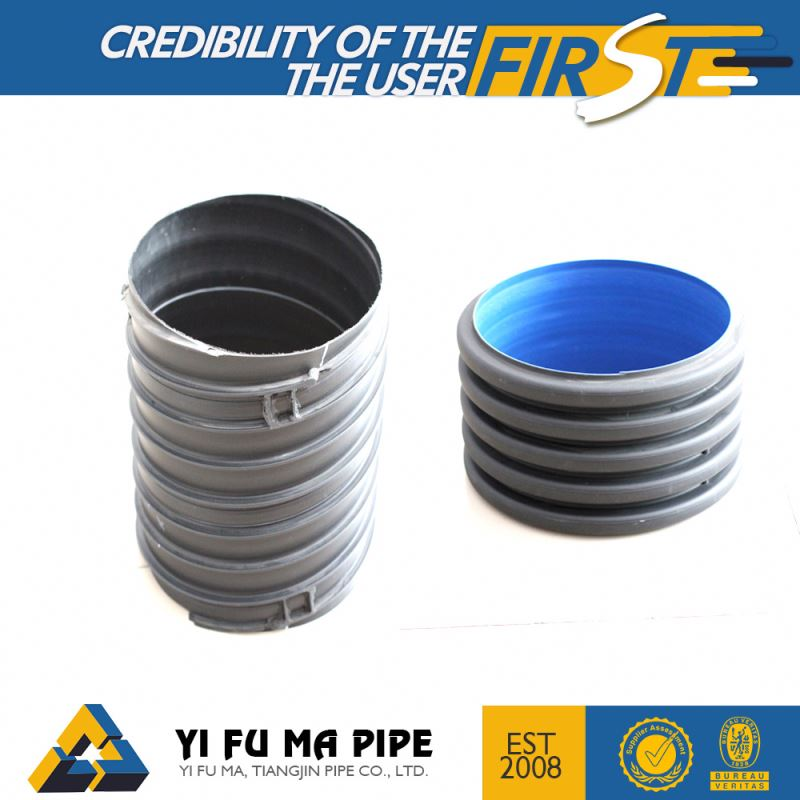 Wholesale hdpe 24 inch corrugated drain pipe
