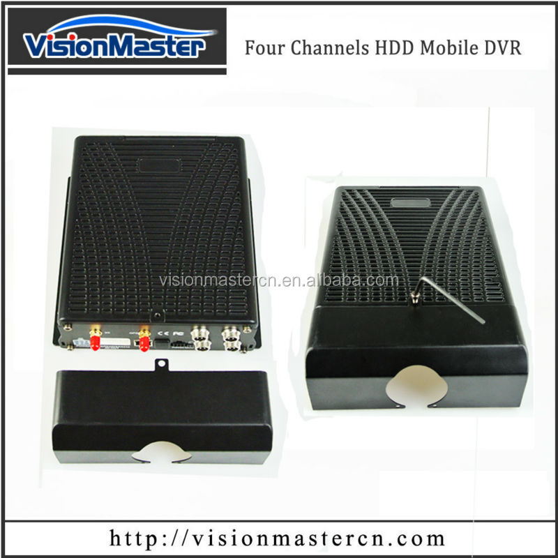 Transport CCTV Solution/Vehicle CCTV Car hd receiver for bus, van, police car, cab, truck etc.