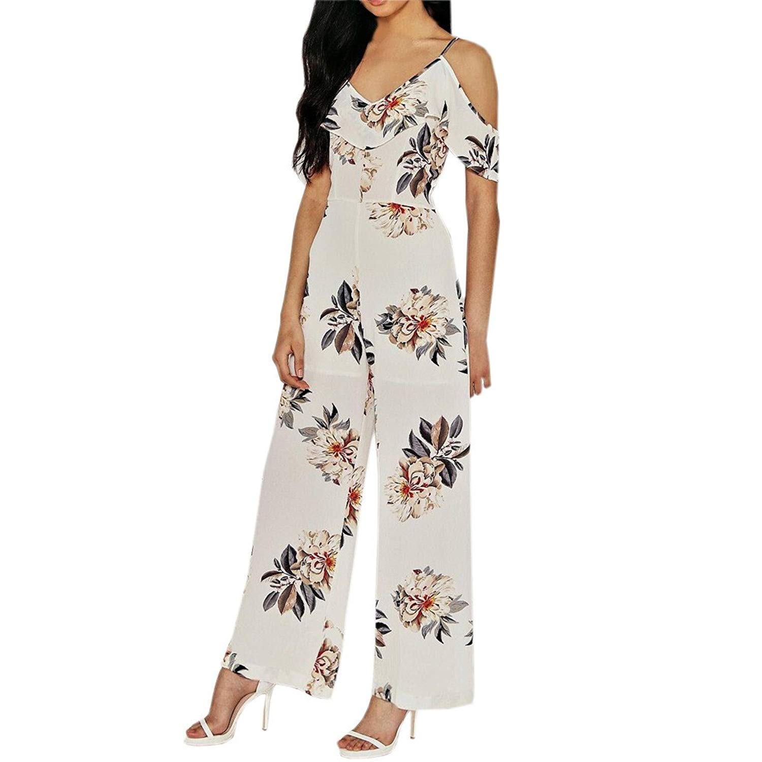 606391a04f Get Quotations · Women s Fashion Jumpsuits