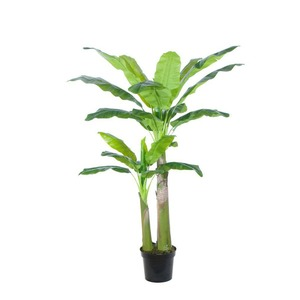 Tropical Fruit tree artificial banana tree plant