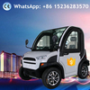 high quality electric sports car Chinese CE Certificate approved club car
