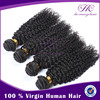 Best Selling Products In Europe 100%Unprocessed Full Cuticle Indian Kinky Curly Remy Hair Weave