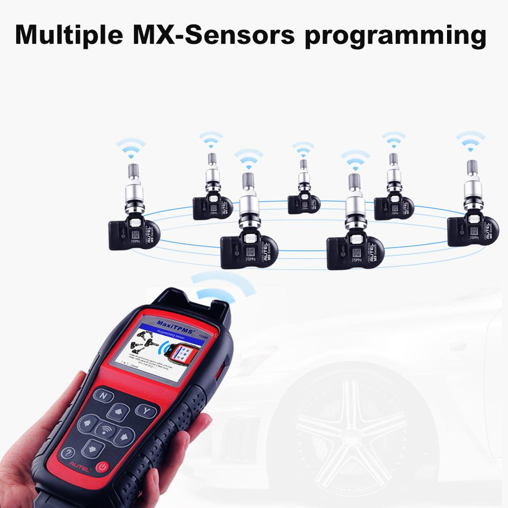 2018 Best Tpms Replacement Tool Autel Maxitpms Ts508 K Tire Pressure  Monitoring System Reset With 8 Programmable Tpms Sensor - Buy Autel  Maxitpms