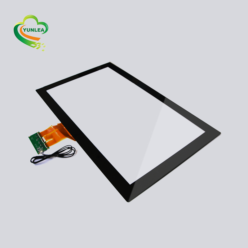 43 inch PCAP touch screen panel overlay usb multi-touch touch panel 대 한 kinds 의 키오스크