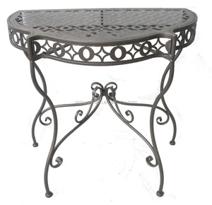 separation shoes ee503 54eba Half Moon Console Table, Half Moon Console Table Suppliers ...