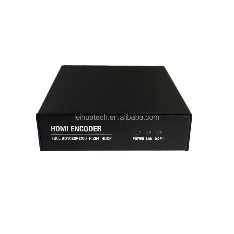 A buon mercato Analogico Audio Encoder 3.5 MM Audio Stereo a IP Converter