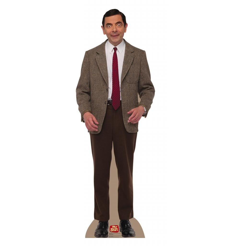 Mr. Bean - Advanced Graphics Life Size Cardboard Standup