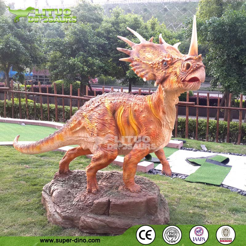 Amazing Playground Dinosaur Garden Sculpture