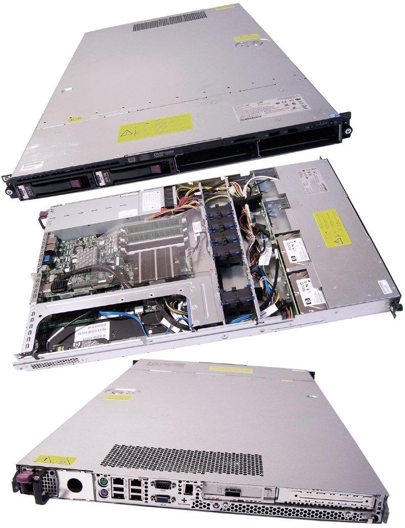 HP X3400 G2 Network Storage Gateway NAS Server X3400G2
