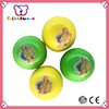 Eco-friendly custom classic smile face anti stress ball