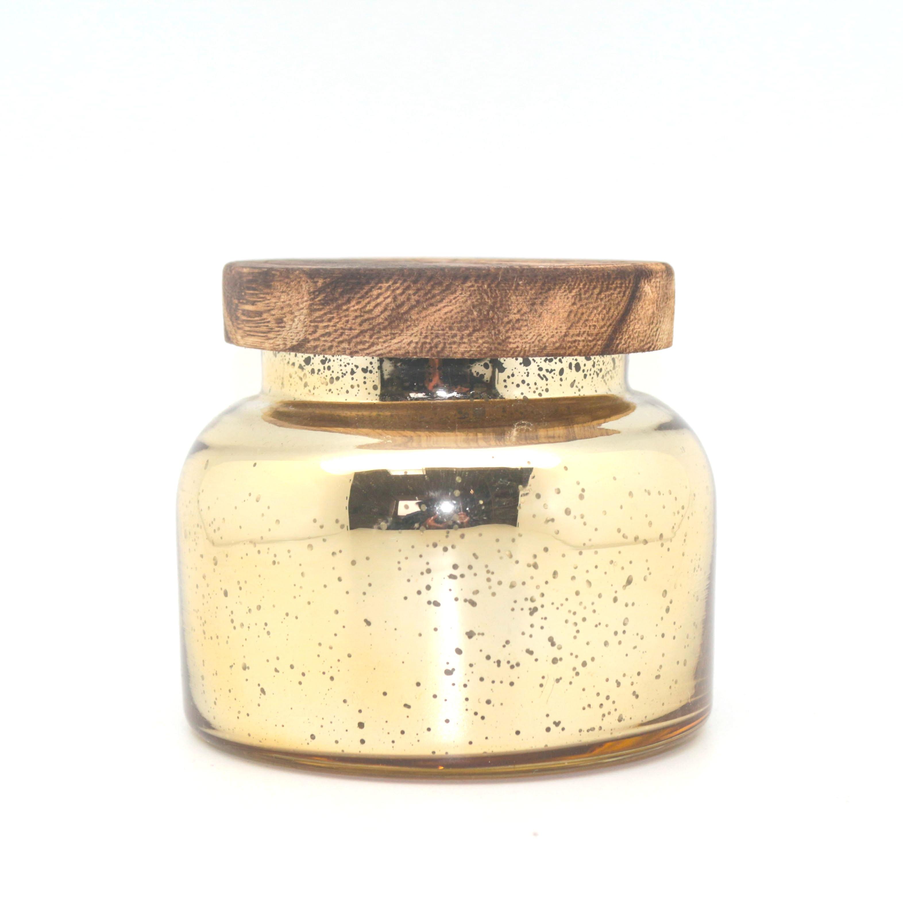en gros or mercure bocaux en verre avec couvercles. Black Bedroom Furniture Sets. Home Design Ideas