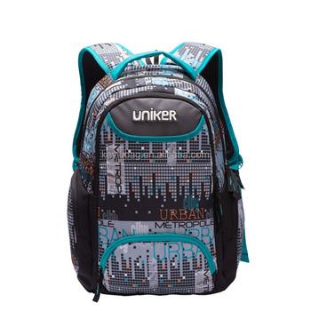 ea8238fbd3 High junior middle school students school bag adjustable shoulder  gustomized school backpack