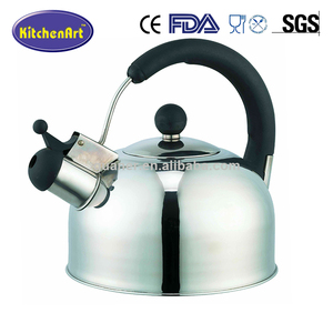 Good quality stainless whistling kettle tea kettle