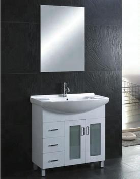 Floor Standing Flat Pack Mdf Bathroom