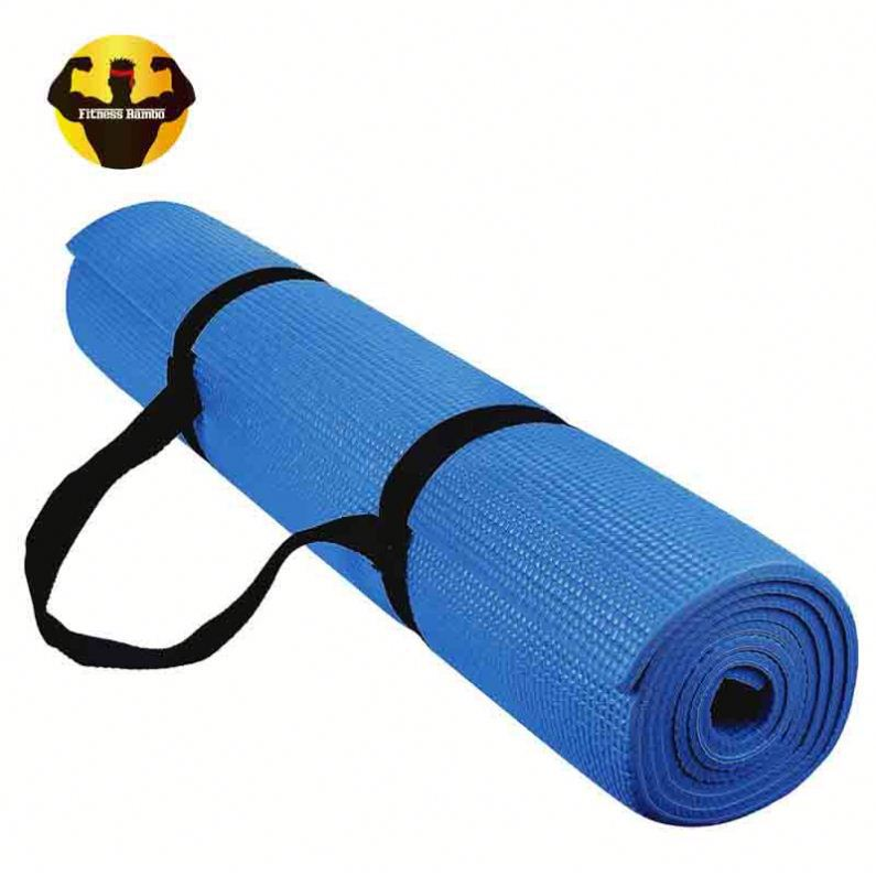 2019 factory price premium selection official supplier Yoga Mats Fitness & Workout Yoga Mat Coffe Donuts Hot 1/4 ...