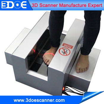 Lsf 3d Foot Scanner Three Dimensional Foot Scanning System