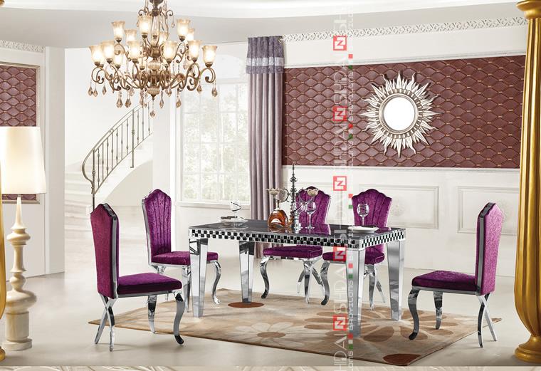 Muebles mesa de comedor bases para mesas de comedor de - Bases para mesas de vidrio comedor ...