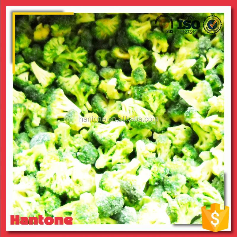 Healthy Food Frozen White Broccoli