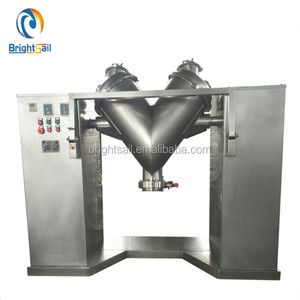 V type mixing equipment for pharma food chemical