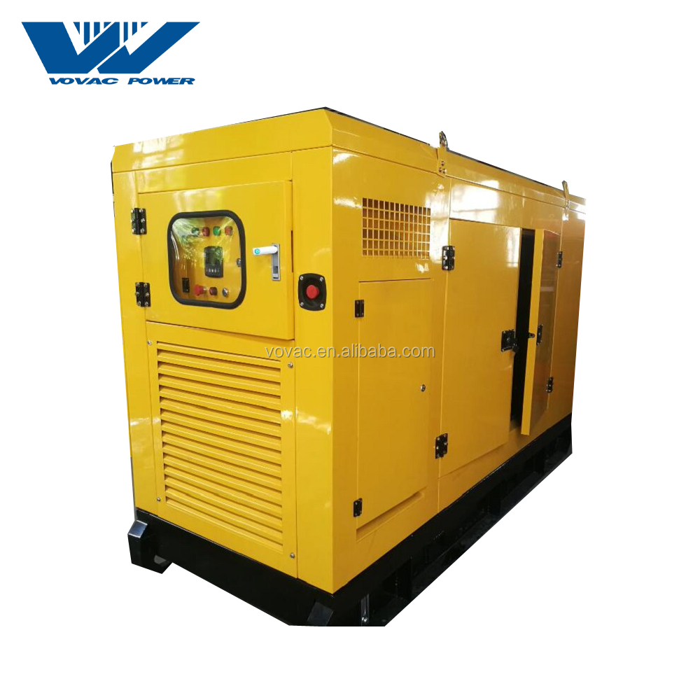 Hot Sale!!! 100KW Power Diesel Generator With Competive Price