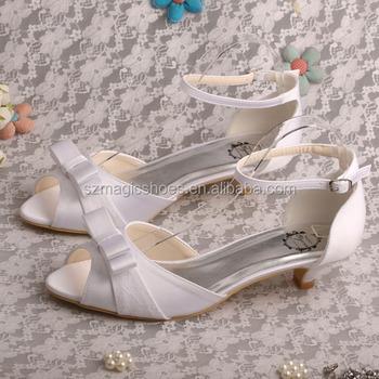 Best Low Heel Sandals For Wedding