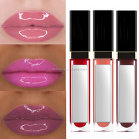 shiny glitter lip gloss with mirror perfect red lipgloss 40 colors shimmer glossy lip gloss no logo