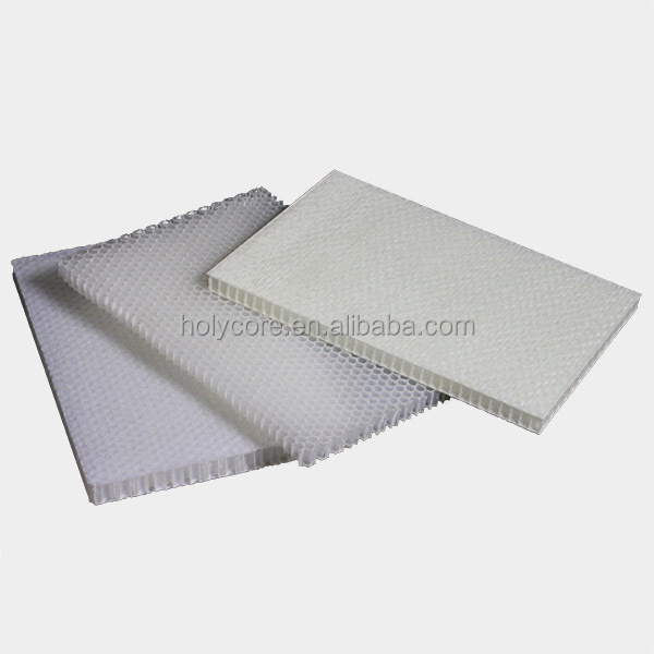strong shock resistance pp honeycomb polystyrene wall panel