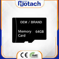 64GB Capacity and TF / flash Card Type Micro memory card