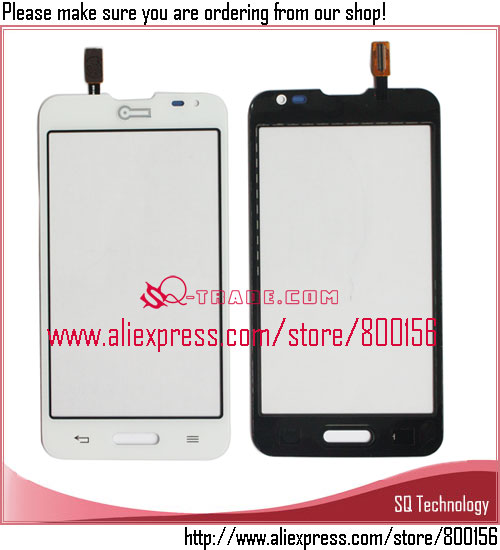 Made in China replacement touch screen digitizer repair part For LG Series 3 III L70 D320
