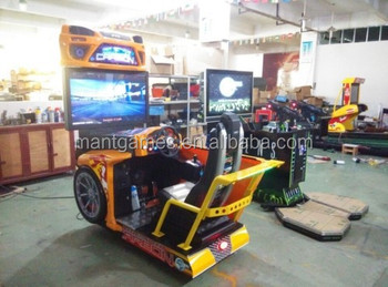 brand new english version need of speed arcade game machine