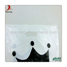 High quality plastic bag for laundry shop