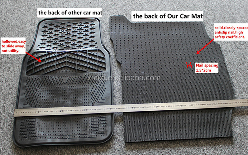 amazon floor custom layer com mks fit dp double coverage lincoln mats red for worth full mat