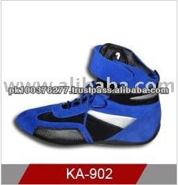 High Quality Men's Rubber Sole Kart Racing Sports Shoes