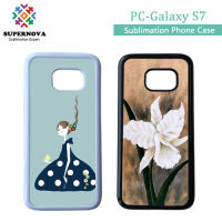 Sublimation Blanks Cellphone Case for Samsung Galaxy S7