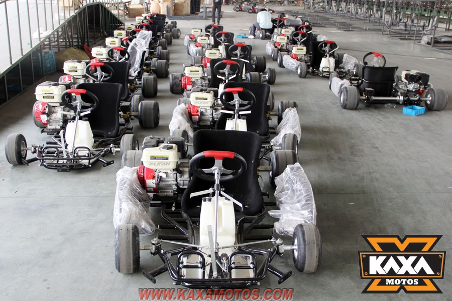 270cc 9HP Gas Go Karts for Amusement Park