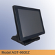 AGT-960JZ Bezel free fanless point of sale tablet pos factory pos machine price competitive hot sale