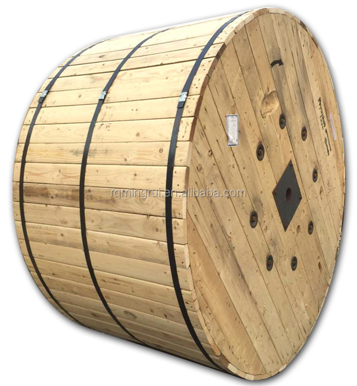 cable reels wood - 733×793