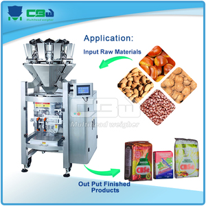 COMBIWEIGH 2017 Combination Weighing Auto Packaging System