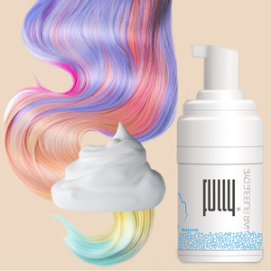 2nd Generation Instant Physical Hair Dye Foam Water Washable Hair Color  Cream