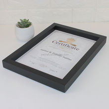 (High) 저 (quality 벽 착 photo frame Black Solid Wood 8x10 Picture Frame 대 한 홈 office dining 룸 커피 룸 decoration