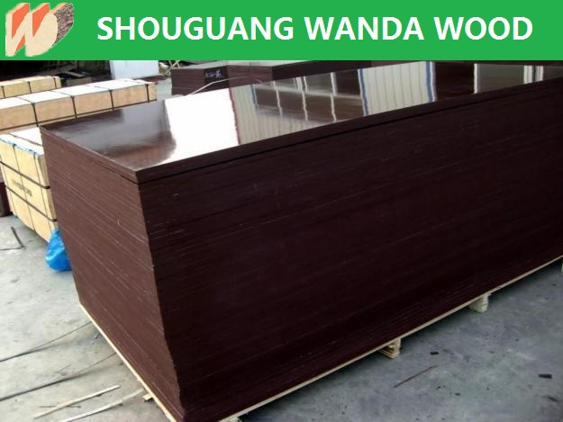 formwork plywood / marine plywood for concrete form work / waterproof board