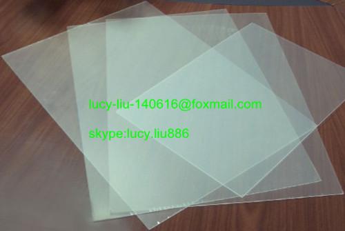 Espesor l minas de pvc r gido de polietileno hojas - Laminas de plastico transparente ...