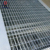 Anti slip galvanized steel floor walk grating panel price