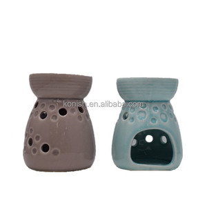 Ceramic Essential Oil Burner/Diffuser Tea Light Holder