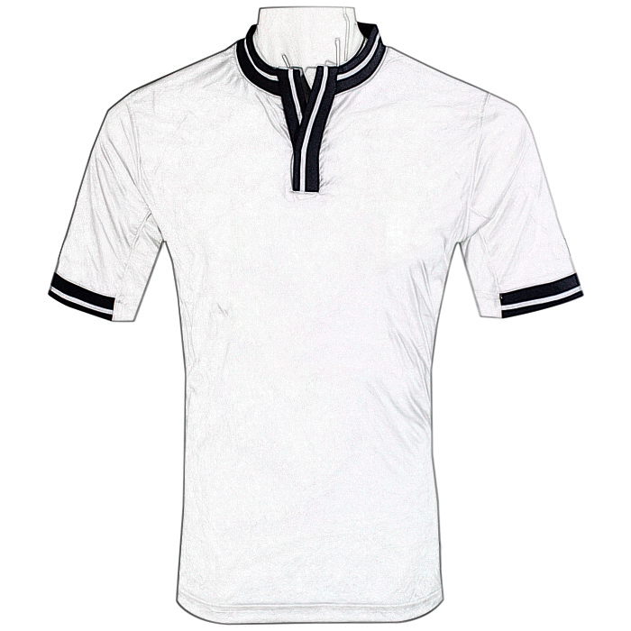 Plain White T Shirts,Casual Banded Collar Shirts For Men,China ...