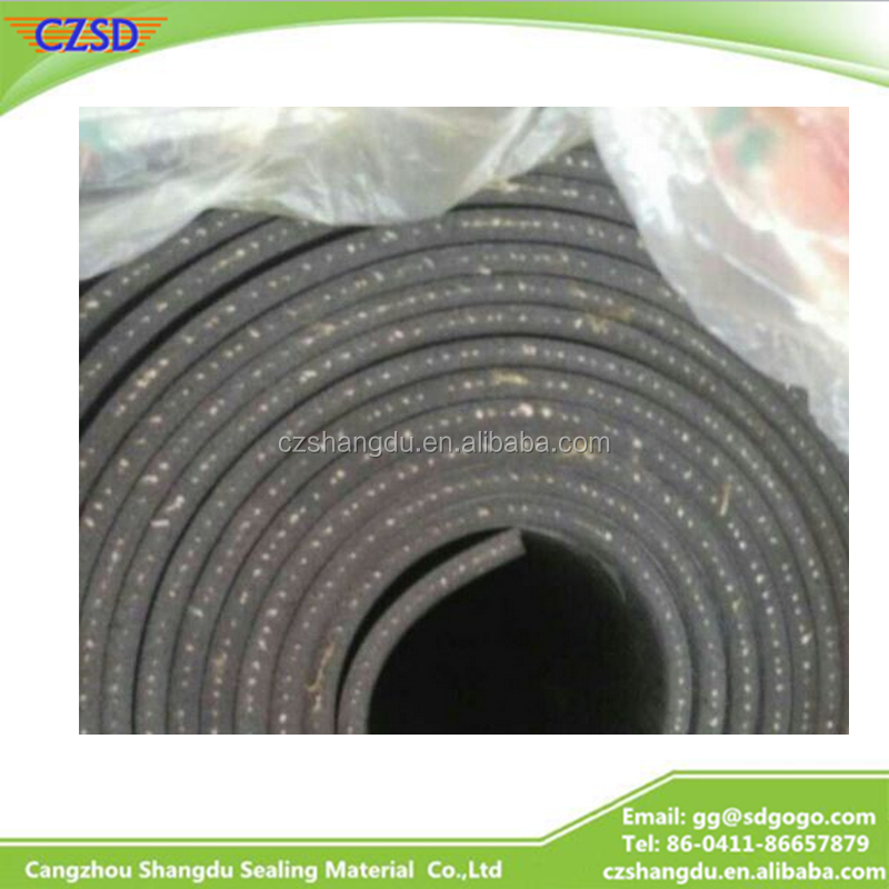 SD Favorable Price Environmental Epdm Closed Cell Rubber Foam Sheet