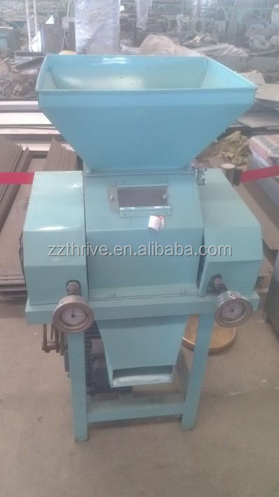High Quality Malt millert/electrical roller mill/double rollers malt milling machinery