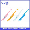 Hot selling Promotional plastic butter knife with handle ABTM150